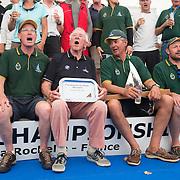Equipae Australienne des championnat du monde de Dragon 2015