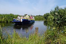 Nieuwkoop, vaarexcursie Natuurmonumenten, Netherlands