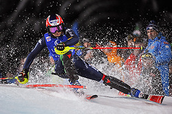 12.01.2016, Hermann Maier Weltcupstrecke, Flachau, AUT, FIS Weltcup Ski Alpin, Flachau, Damen, Slalom, 1. Lauf, im Bild Manuela Moelgg (ITA) // Manuela Moelgg of Italy during the 1st run of Ladies Slalom for the FIS Ski Alpine World Cup at Hermann Maier Weltcupstrecke in Flachau, Switzerland on 2016/01/12. EXPA Pictures © 2016, PhotoCredit: EXPA/ Erich Spiess