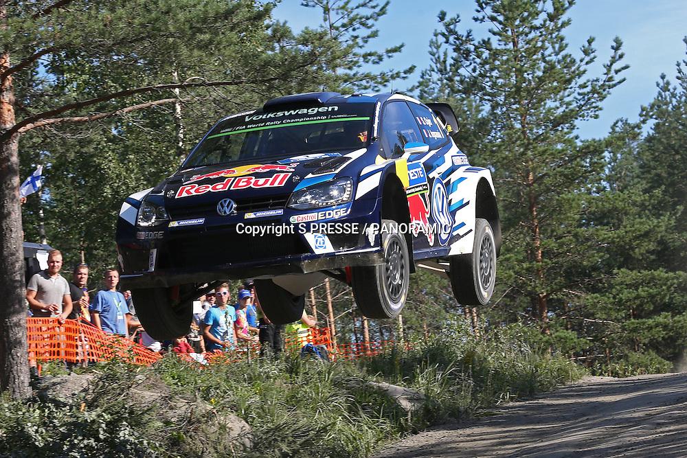 Sebastien Ogier  ( FR )   /  Julien Ingrassia  ( FR )   -  Volkswagen Polo WRC