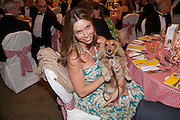 JOSEPHINE DANIEL;  Dogs Trust Honours 2009, A celebration of man's best friend. The Hurlingham Club, Ranelagh Gardens, London, SW6. 19 May 2009.