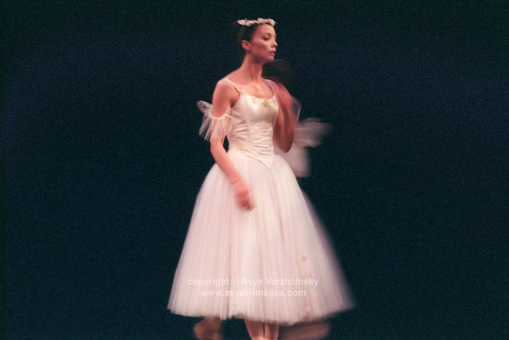 Royal Danish Ballet in La Sylphide