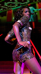 Kelly Rowland solo show at Sheffield City Hall<br /> 20 Spetember 2003<br /> image copyright Paul David Drabble
