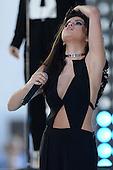 Selena Gomez Performing