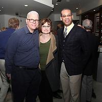 Bob and Yvonne Hamilton, Dwane Eckman