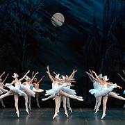 The St Petersburg Ballet Theatre performing SWAN LAKE at The Coliseum London UK  on 22.08.2018 The St Petersburg Ballet Theatre performing SWAN LAKE at The Coliseum London UK  on 22.08.2018 Members of the Company