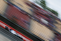 May 11, 2019 - Barcelona, Spain - Valtteri Bottas of Finland driving the (77) Mercedes-AMG Petronas Motorsport W10 during qualifying for the F1 Grand Prix of Spain at Circuit de Barcelona-Catalunya on May 11, 2019 in Barcelona, Spain. (Credit Image: © Jose Breton/NurPhoto via ZUMA Press)