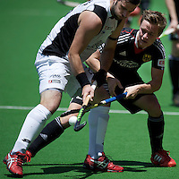 MELBOURNE - Champions Trophy men 2012<br /> Germany v New Zealand<br /> foto:  Mats Grambusch<br /> FFU PRESS AGENCY COPYRIGHT FRANK UIJLENBROEK