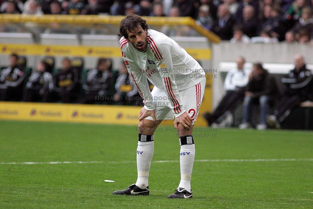 28-03-2010 VOETBAL: BORUSSIA MONSCHENGLADBACH - HSV: MOENSCHENGLADBACH<br /> Ruud van Nistelrooy<br /> ©2010- FRH-nph / Mueller