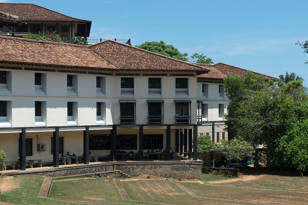 The Ruhuna University Campus<br /> Matara, Sri Lanka. 1980 - 1986<br /> Geoffrey Bawa