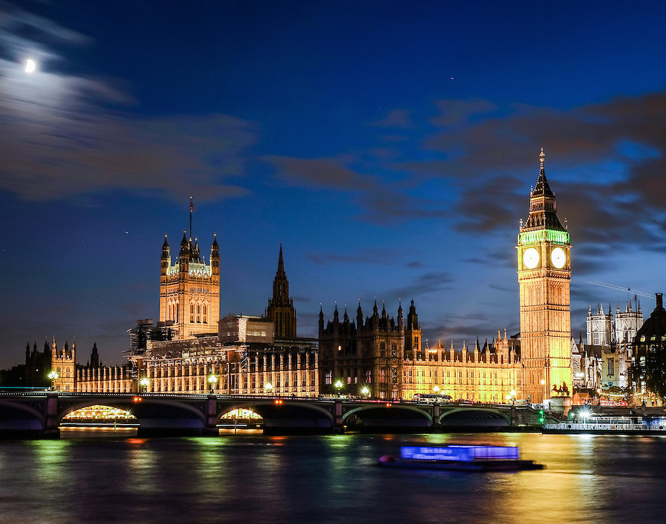 Parliament, City of Westminster, London, England