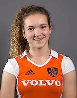 AMSTELVEEN - YENTL LEEMANS, Nederlands Meisjes B hockey. Foto KOEN SUYK