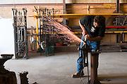 Intracoastal Iron Artist Richard Coley