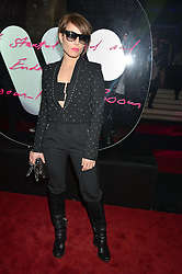 NOOMI RAPACE at the Warner Music Brit Party held at the Freemason's Hall, 60 Great Queen Street, London on 25th February 2015.