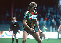 Jeffrey Russell, footballer, Glentoran FC, Belfast, N Ireland, 19850804JR1..Copyright Image from Victor Patterson, 54 Dorchester Park, Belfast, UK, BT9 6RJ..Tel: +44 28 9066 1296.Mob: +44 7802 353836.Voicemail +44 20 8816 7153.Skype: victorpattersonbelfast.Email: victorpatterson@me.com.Email: victorpatterson@ireland.com (back-up)..IMPORTANT: If you wish to use this image or any other of my images please go to www.victorpatterson.com and click on the Terms & Conditions. Then contact me by email or phone with the reference number(s) of the image(s) concerned.