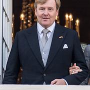 NLD/Den Haag/20170919 - Prinsjesdag 2017, Koningin Willem Alexander