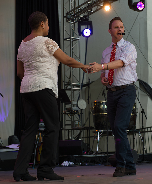 Joe Palmer (dance instructor)
