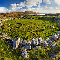 Stone Fort of Caher / Caherdaniel Co. Kerry, Ireland / dr063