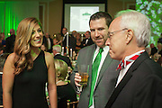 Photographs of the Alumni Awards Gala hosted by the Ohio University Alumni Association at the Ballroom in Baker University Center on the Ohio University campus in Athens, Ohio on Oct. 9, 2015. © Ohio University / Photo by Joel Prince