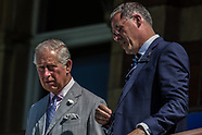 25 May 2017 - The Prince of Wales launches the International Cricket Council's Champions Trophy