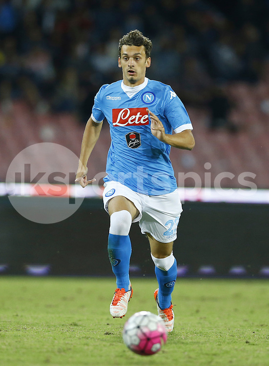 Manolo Gabbiadini of Napoli .Photo by Matteo Ciambelli/Daimages.