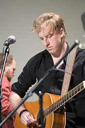 David Mosey at OPB Studios