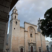 Colonial city Merida <br /> Yucatan, Mexico.