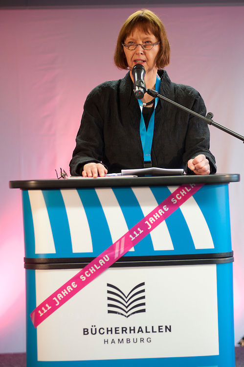 Hella Schwermer-Martießen, Directorin