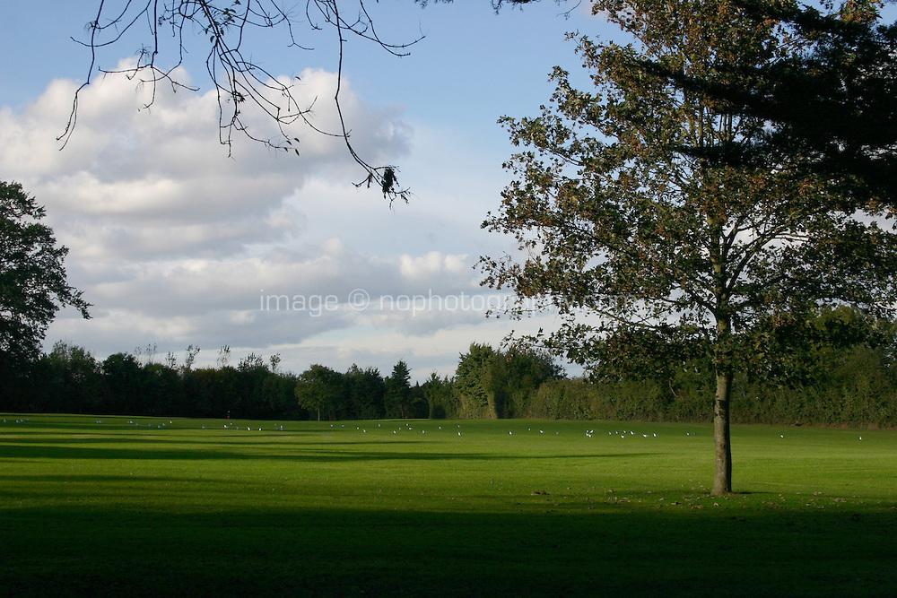 Cabinteely Park Dublin Ireland