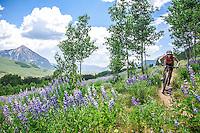 Rider: Danica Baker Trail: Lower Loop