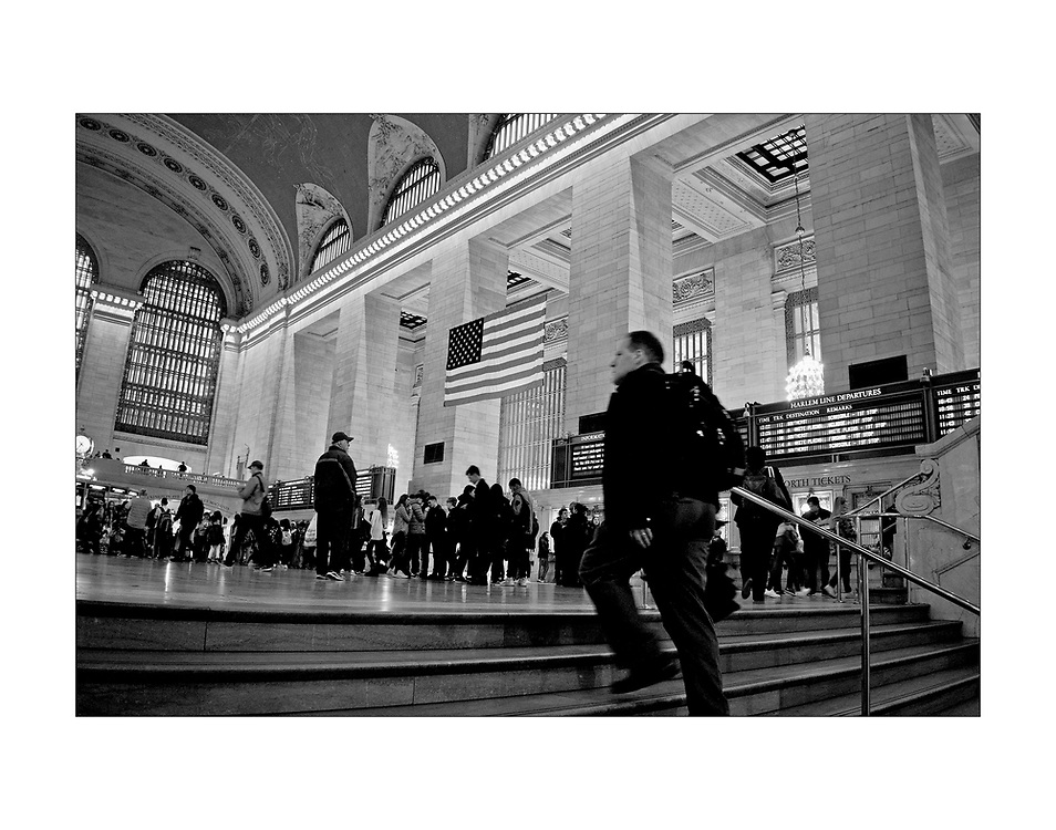 Grand Central Station, New York City ©Ed Hille 2017