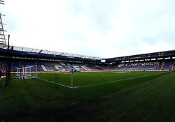 A general view of The Kingpower stadium, home of Leicester City - Mandatory by-line: Robbie Stephenson/JMP - 06/11/2016 - FOOTBALL - King Power Stadium - Leicester, England - Leicester City v West Bromwich Albion - Premier League
