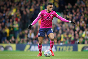 QPR Midfielder Jordan Cousins (8) during the EFL Sky Bet Championship match between Norwich City and Queens Park Rangers at Carrow Road, Norwich, England on 6 April 2019.