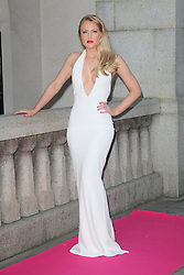 © Licensed to London News Pictures. 02/10/2014, UK. Camilla Kerslake, The Inspiration Awards For Women 2014, Cadogan Hall, London UK, 02 October 2014. Photo credit : Richard Goldschmidt/Piqtured/LNP