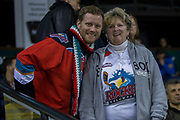 KELOWNA, CANADA - MARCH 15:  ReMax Promotion at the Kelowna Rockets game on March 15, 2017 at Prospera Place in Kelowna, British Columbia, Canada.  (Photo By Cindy Rogers/Nyasa Photography,  *** Local Caption ***