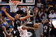 NBA: Los Angeles Clippers v Phoenix Suns//20160413