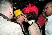 BOY GEORGE; princess julia, party to celebrate Alexander Wang at Liberty and The Androgyny Issue of LOVE, hosted by Katie Grand, Alexander Wang, and Ed Burstell of Liberty, Liberty. Great Marlborough St. London. 21 February 2011. -DO NOT ARCHIVE-© Copyright Photograph by Dafydd Jones. 248 Clapham Rd. London SW9 0PZ. Tel 0207 820 0771. www.dafjones.com.