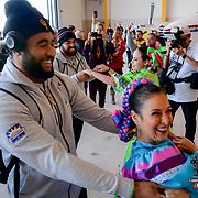 AZ State Arrival to El Paso