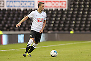 Derby County new signing Chris Baird during the Pre-Season Friendly match between Derby County and Villarreal CF at the iPro Stadium, Derby, England on 29 July 2015. Photo by Aaron Lupton.