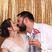 Christina and Philip Wedding Photo Booth