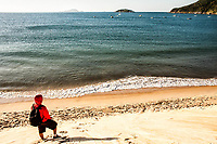 Ingleses Beach. Florianópolis, Santa Catarina, Brazil. / <br /> Praia dos Ingleses. Florianópolis, Santa Catarina, Brasil.