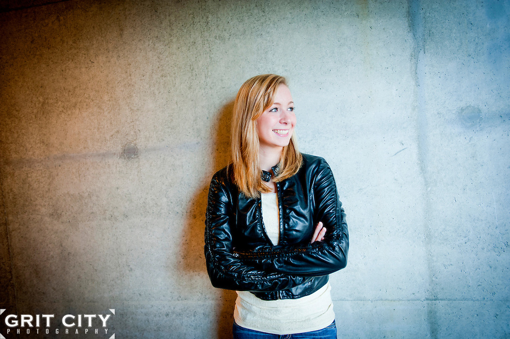 Tacoma senior photographer | Grit City Photography