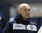 Millwall Manager Ian Holloway during the Sky Bet Championship match between Brighton and Hove Albion and Millwall at the American Express Community Stadium, Brighton and Hove, England on 12 December 2014 © Phil Duncan   Pro Sports Images