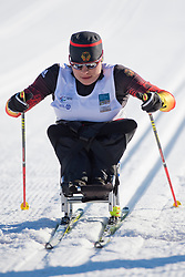 WICKER Anja, GER, Middle Distance Cross Country, 2015 IPC Nordic and Biathlon World Cup Finals, Surnadal, Norway