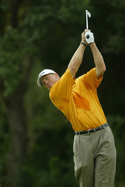 Bob Tway..2003 Valero Texas Open..Westin La Cantera Resort..San Antonio, TX..Saturday, September 27 2003..photograph by Darren Carroll