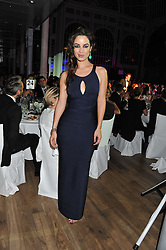 Actress BERENICE MARLOHE at the GQ Men of The Year Awards 2012 held at The Royal Opera House, London on 4th September 2012.