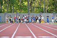 Event 2 -- Men's 100m