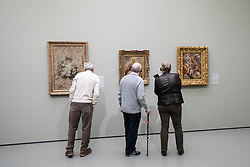 Exhibition of Peter Paul Rubens at the Museum Boijmans van Beuningen in Rotterdam The Netherlands