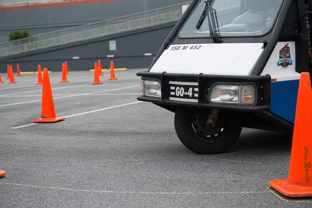 PCOs Competing at the 31st SFMTA Roadeo | April 2, 2016
