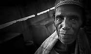Another face of wisdom and beauty from a Nubian village outside Aswan, Egypt. 2011.